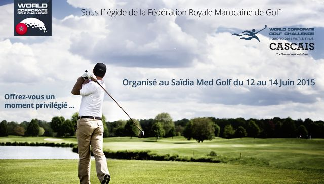 World Corporate Golf Challenge Morocco
